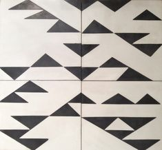 """Living Vintage Tile Cement tile from ALT's Living Vintage Fabric Collection.      * Design: Kutner     * Size: 8"""" sq     * Content: Cement     * Lead time: 10-12 weeks     * Pricing per sq ft; does not include shipping"""
