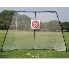 NEW Deluxe Freestanding Golf Practice Net 7 x 10 -- Details can be found by clicking on the image. Note:It is Affiliate Link to Amazon. #golfnet