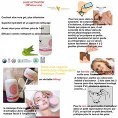 l'activateur Aloe Vera Gel, Aloe Drink, Forever Living Business, Forever Aloe, Forever Living Products, Health Care, Skin Care, France, Fitness