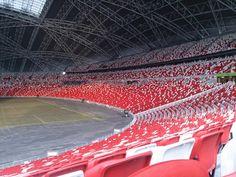 Singapore National Stadium itt: Singapore