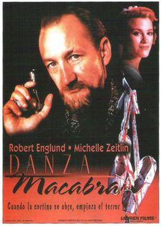 """Danza macabra (1992) """"Dance Macabre) de Greydon Clark - tt0101652"""