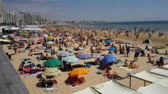 Beach of Les Sables D'Olonne