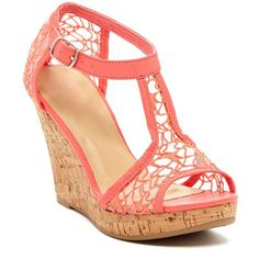 Lace Wedge