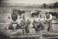 Buckaroo Hall of Fame, honoring the old traditional vaquero style of cowboying.