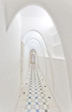 Inside Casa Batlló - Barcelona, Spain