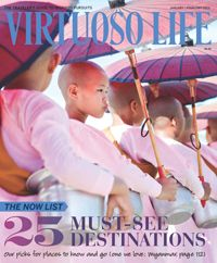 Virtuoso Life - 25 Must-See Destinations For 2013  See my comments on Ecuador on page 87