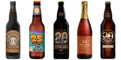The Best Anniversary Beers In America