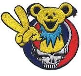 peace bear steal your face