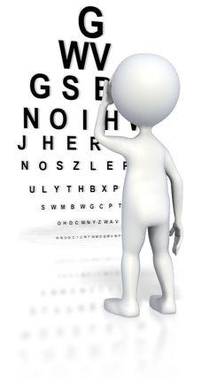 3d man eye test