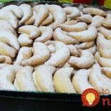 Viedenské vanilkové rožky z pudingu: Ani zďaleka nie sú len na Vianoce, toto fantastické pečivko by sme jedli pokojne aj každý deň!