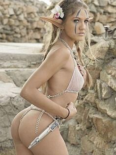 Cosplay Girls elf