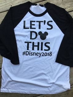 If You're Headed to Disney in 2018, This Shirt Was Made For You