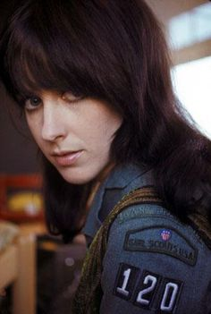 Grace Slick The Girl Scout, via Flickr.