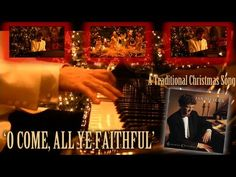 ▶ O come, all ye faithful - Jan Mulder & The London Orchestra (Komt allen tezamen) - YouTube