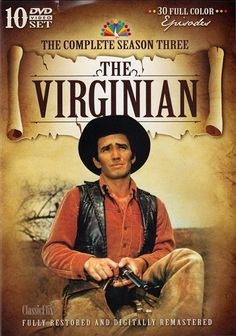 The Virginian : Season 3 Collages