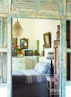 20 Best Country Style Bedrooms Gallery 7 Of 20   Homelife
