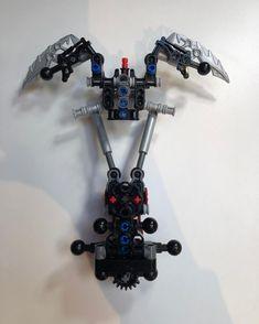 Bionicle Heroes, Lego Bionicle, Lego Memes, Lego Kits, Lego Robot, Hero Factory, Lego Design, Cool Lego, Legoland