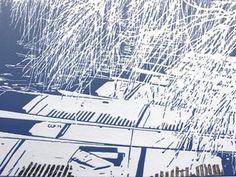 Cambridge, Printmaking, Contemporary Art, Solar, June, Plate, England, City, Artist