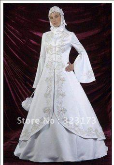 Robe de mari e hijab robe robe de for Concepteurs de robe de mariage australien en ligne