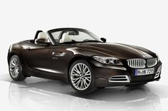 BMW jazzes up the Z4 with Pure Fusion Design package. More info, pics --> http://aol.it/1c5TMqq   @BMWUSA #bmw