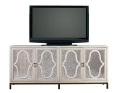 Abby Antique Mirror Media Console. Bed Down Furniture Atlanta and Interior Design