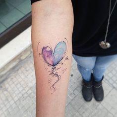 Risultati immagini per palloncino tatuaggio