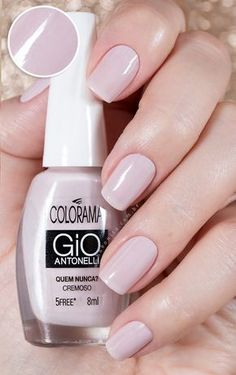 Want some ideas for wedding nail polish designs? This article is a collection of our favorite nail polish designs for your special day. Wedding Nail Polish, Gel Nail Polish, Fabulous Nails, Gorgeous Nails, Long Nails, My Nails, Natural Gel Nails, Manicure Y Pedicure, Super Nails