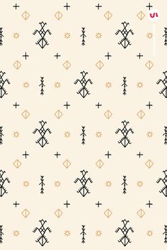 This product is also part of a Bundle, see here A collection of 30 Moroccan Berber Seamless Vector Patterns with all hand drawn elements . 30 Hand Made patterns Geometric Patterns, Textile Patterns, Textile Prints, Print Patterns, Geometric Throws, Vector Pattern, Pattern Art, Free Pattern, Vintage Typography