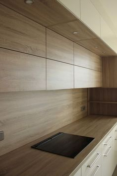 Check out these 5 beautiful studio apartments with major style that prove you can have it all in a small space. Kitchen Room Design, Kitchen Cabinet Design, Modern Kitchen Design, Home Decor Kitchen, Interior Design Kitchen, Kitchen Furniture, New Kitchen, Home Kitchens, Furniture Stores