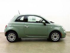 Exterior Color:Verde Chiaro (Light Green Interior Color:GRIGIO