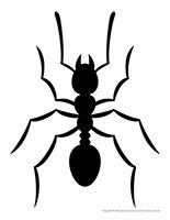 Les fourmis, activités pour enfants