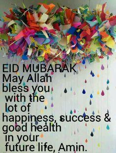 Eid Mubarak my all Muslims Followers  ♬♬♬♬   ⓐⓗ