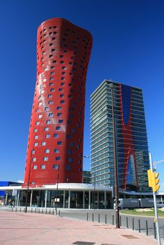 Hotel Santos Porta Fira By Toyo Ito & Associates Architects with b720 Arquitectos