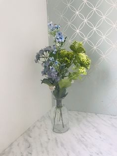 Excited to share the latest addition to my #etsy shop: Artificial Fake Flower Floral Arrangement Indoor Interior Home Decor Wild Flowers Meadow Yellow Blue Pastel Summer Decor Fake Flowers, Wild Flowers, Wild Flower Meadow, Tree Of Life Necklace, Contemporary Design, Floral Arrangements, Yellow, Blue, Pastel