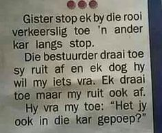 Cute Quotes, Funny Quotes, Funny Humor, Afrikaanse Quotes, Goeie Nag, Twisted Humor, Funny Pictures, Funny Pics, Jokes