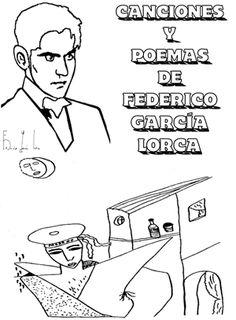 Poemas de Lorca para el día del libro