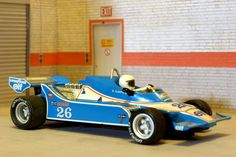 Scalextric Altaya DM-6. Ligier JS-11. 1979 F1 season. Jacques Lafitte. #slotcar