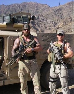 Delta Force - US Special Forces. In Afghanistan.