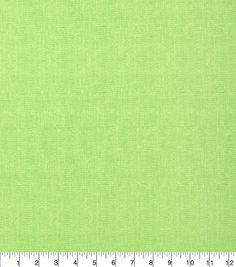 Keepsake Calico Burlap Texture Cotton Fabric 43''-Green
