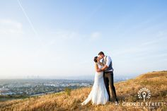 Check out this classic and cool LA wedding!