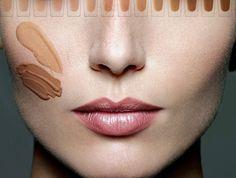 Cum alegi culoarea perfecta de fond de ten #foundation #howto #skin #perfect