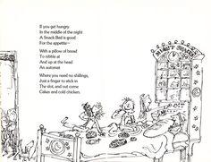 plathbedbook.5.jpg   Sylvia Plath: The bed book (ilustrado por Quentin Blake)