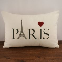 PARIS - Hemp Cushion Cover