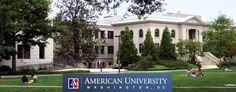 American University, Washington DC.