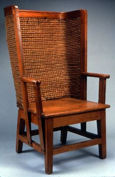 Arts and Crafts stronza armchair, Liberty & Co., ca, 1900. #artsandcrafts