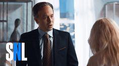 Jake Tapper - SNL Kellyanne Conway (Kate McKinnon) tries to win back Jake Tapper's (Beck Bennett) trust.