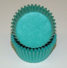 Items similar to Teal Solid Colored Mini Cupcake Liners - Baking Cups on Etsy Teal Cupcakes, Wedding Cupcakes, Mini Cupcakes, Paper Cupcake, Cupcake Cakes, Light Cakes, Sweet Sixteen Parties, Summer Parties, Office Parties