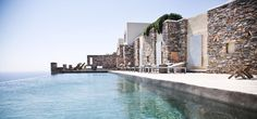 The impressive panoramic view will take your breath away at this Greek transformation of an Islands Luxury Hotel. Don't miss out this summer. BOOK HERE!
