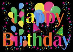 Happy birthday images for sister , happy birthday Quotes for sister Happy Birthday Clip, Birthday Wishes For Brother, Birthday Clips, Best Birthday Wishes, Happy Birthday Pictures, Birthday Songs, Happy Birthday Balloons, Happy Birthday Messages, Happy Birthday Parties