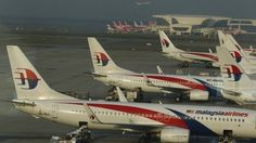 Malaysian airlines suffering losses as a result of airline crashes.